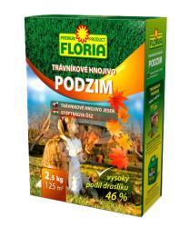 Floria travnikove hnojivo jeseň